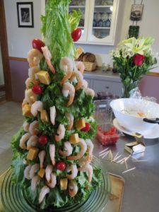 Shrimp Appetizer Christmas Tree Recipe (6)