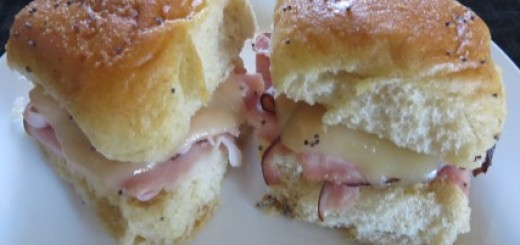 Virginia Ham Sandwich Recipe