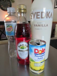 Cotton Candy Cocktail Recipe