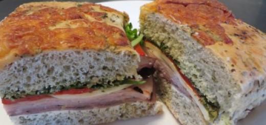 Italian Style Panini Sandwich Recipe (3)