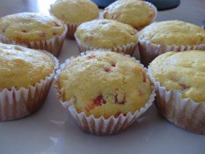 Cronbread Pimento Cornbread Muffins Recipe