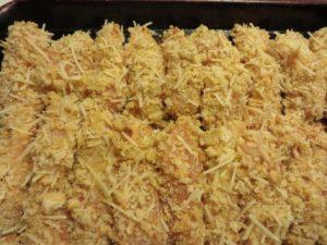 Parmesan Chicken Strips (2)
