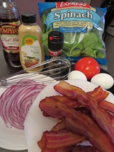 Spinach Salad With Warm Bacon Dressing Recipe 014 (Mobile)