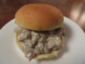 White Chicken Sloppy Joes Recipe 024 (Mobile)