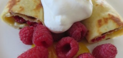 Lemon Curd and Raspberry Crepes Recipe 055 (Mobile)