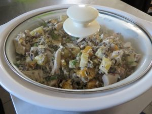 Hawaiian Wild Rice Chicken Salad Recipe 016 (Mobile)
