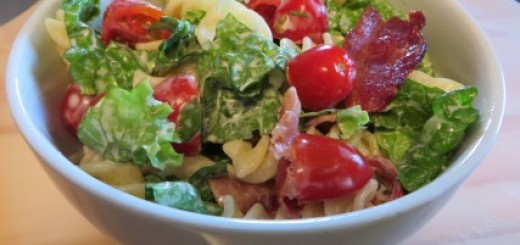 BLT Pasta Salad Recipe 018 (Mobile)