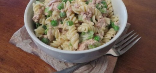 Cold Tuna Pasta Salad Recipe 022 (Mobile)