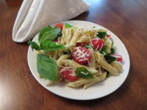 Lemon Basil Pasta Salad Recipe 020 (Mobile)