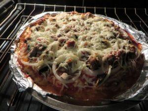Chicken Crust Pizza Recipe 032 (Mobile)