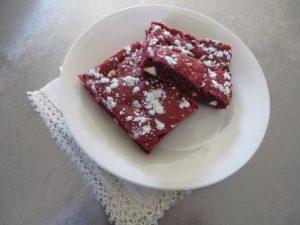 Red Velvet Brownies Recipe (8)
