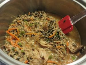 Spicey Southwest Chicken Soup Recipe 010 (Mobile)