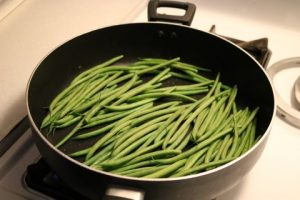 One Skillet Chicken And Green Beans Recipe 017 (Mobile)