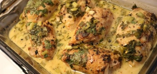 Cilantro Lime Chicken Thighs Recipe 052 (Mobile)