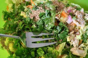 Island Chicken Salad Rcipe 053 (Mobile)