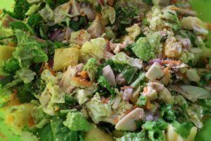 Island Chicken Salad Rcipe 090 (Mobile)