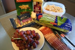Chicken Bacon Pasta Salad Recipe (2)