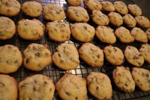 Salted Pretzel Chocolate Chip Cookies Recipe