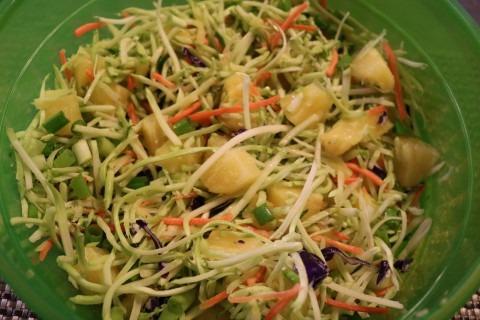 Pineapple Broccoli Slaw Recipe 034 (Mobile)