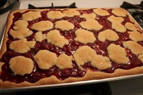 Cherry Almond Bars Recipe 049 (Mobile)