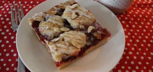 Cherry Almond Bars Recipe 144 (Mobile)